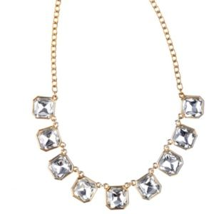 Chloe and Isabel Retro Glam Crystal Necklace